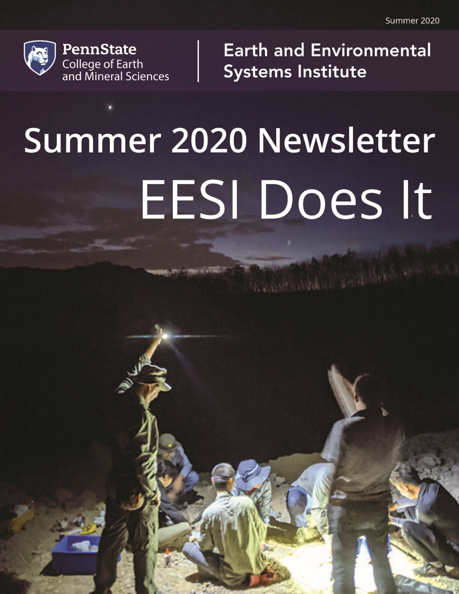 EESI Newsletter Summer 2020